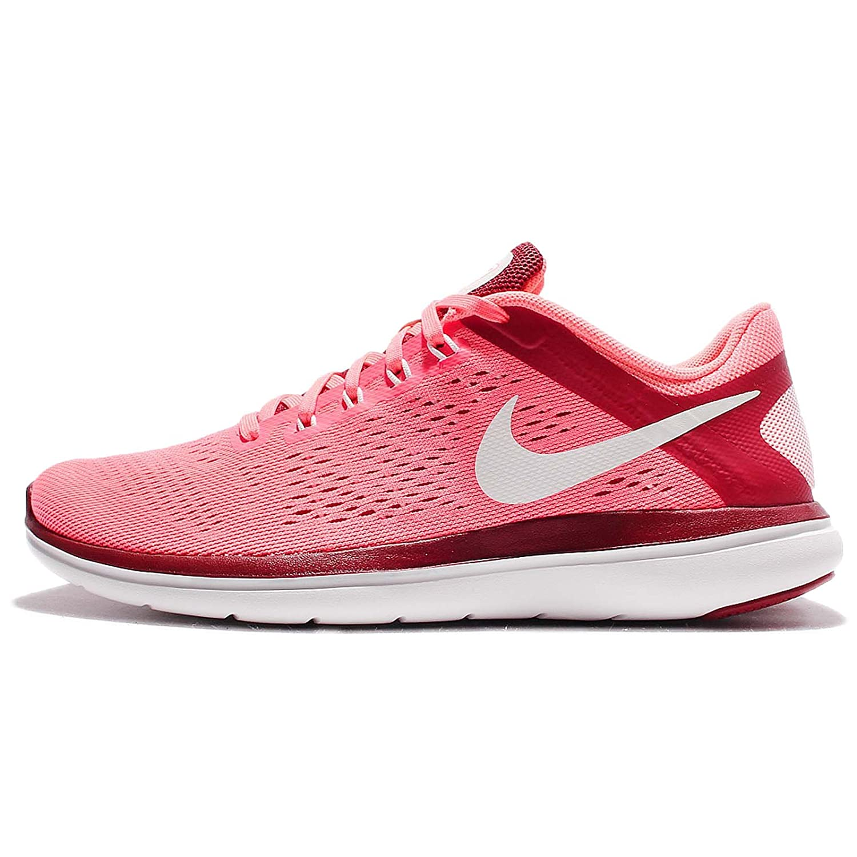 best service 203a0 b6452 Nike Flex 2016 RN Women Laufschuhe lava glow-sail-cedar-summit white - 43   Amazon.co.uk  Shoes   Bags