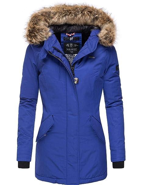 wähle echt online zu verkaufen baby Navahoo Damen Winterjacke Wintermantel Nisam 13 Farben XS-XXL