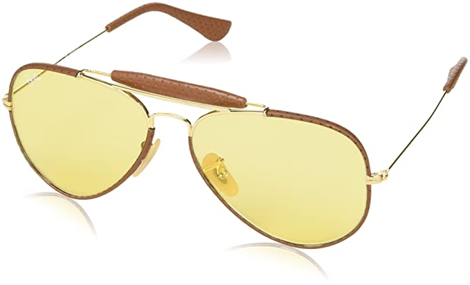 60873982668d Ray-Ban Photochromatic Aviator Men's Sunglasses - (0RB3422Q90424A58 ...