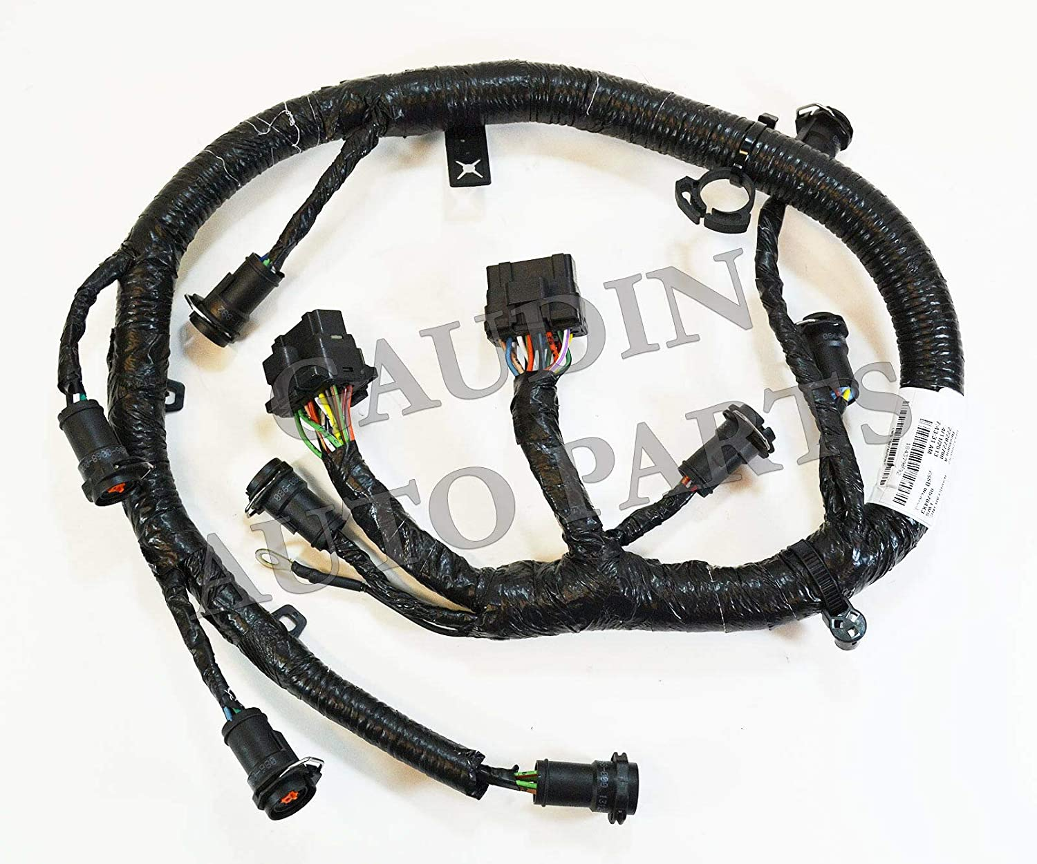 amazon.com: 3c3z9d930aa fuel injector harness 6.0l ford diesel oem:  automotive  amazon.com