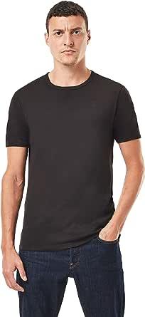 G-STAR RAW Base Round Neck 2-Pack Camiseta para Hombre