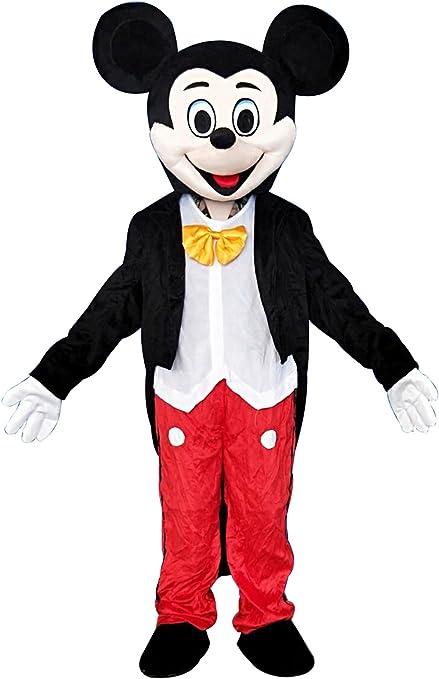Disfraz de Mickey Mouse para Halloween, Pascua, adultos, disfraces ...