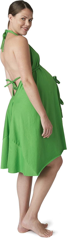 Chemise de nuit sp/écial grossesse Pretty Pushers Femme Vert tr/èfle