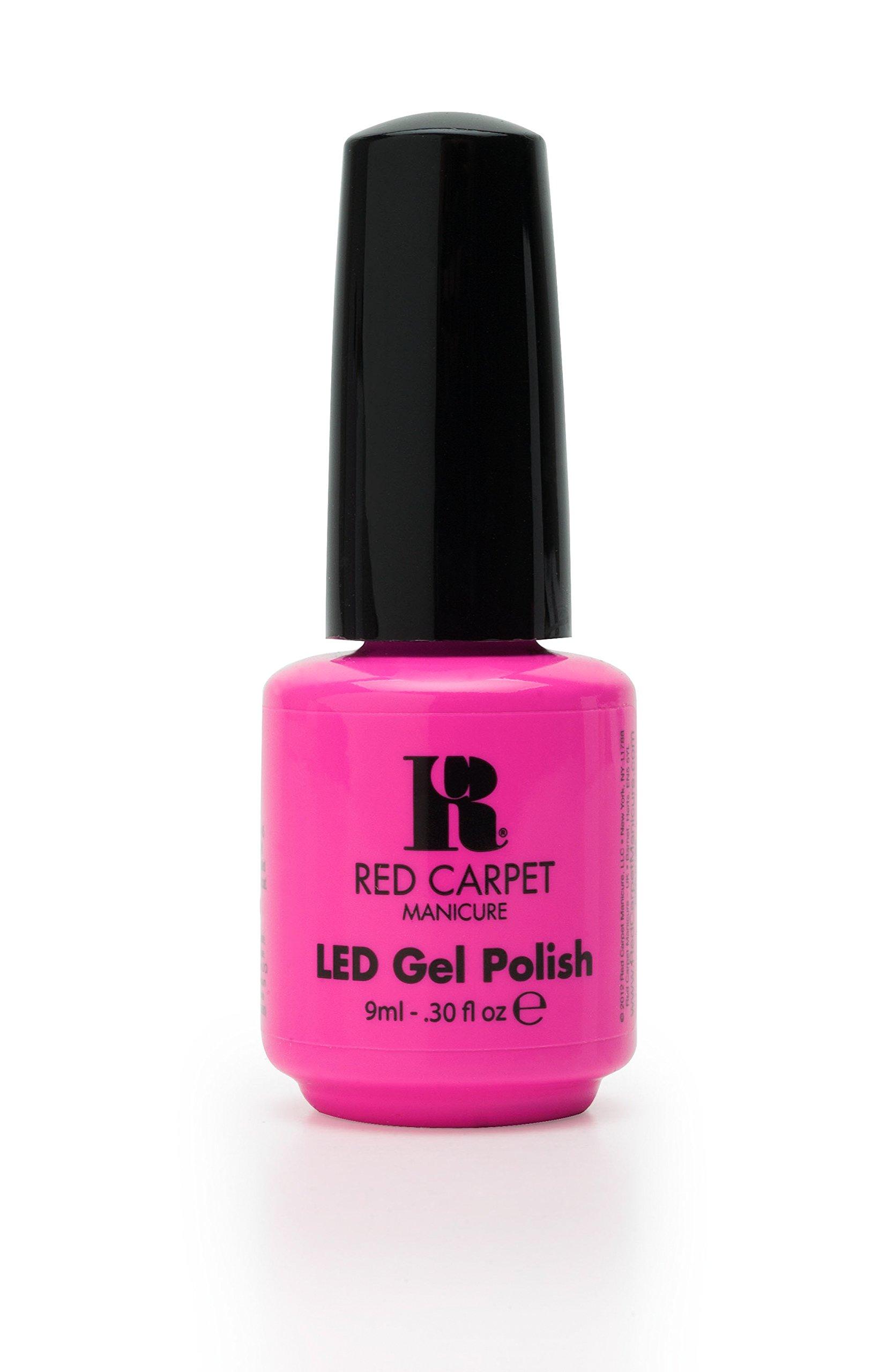 Red Carpet Manicure Gel Polish, Star Power, 0.3 Fluid Ounce