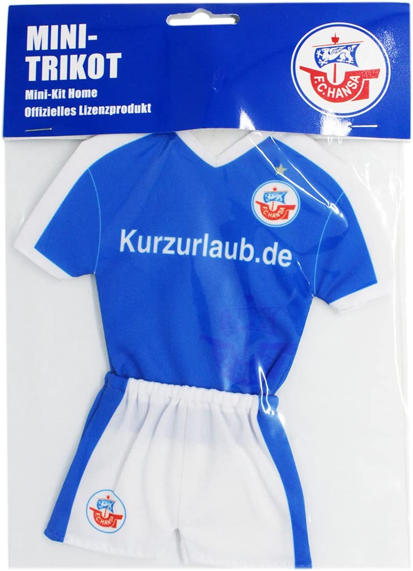 Hansa F C Rostock Association Fc Home Football Kit 2016 2017 Amazon Co Uk Sports Outdoors