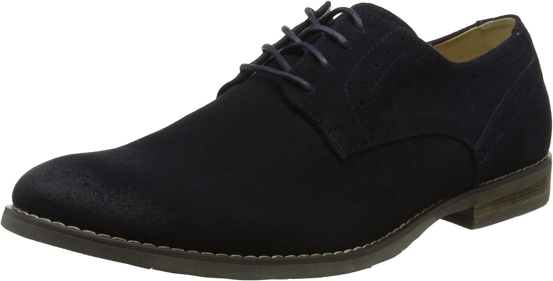 Hush Puppies Sean Plain Toe, Zapatos de Cordones Oxford para Hombre