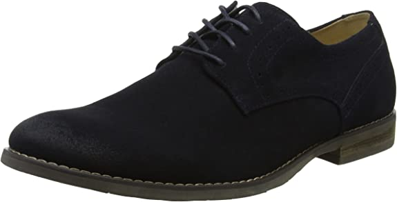 TALLA 42.5 EU. Hush Puppies Sean Plain Toe, Zapatos de Cordones Oxford Hombre