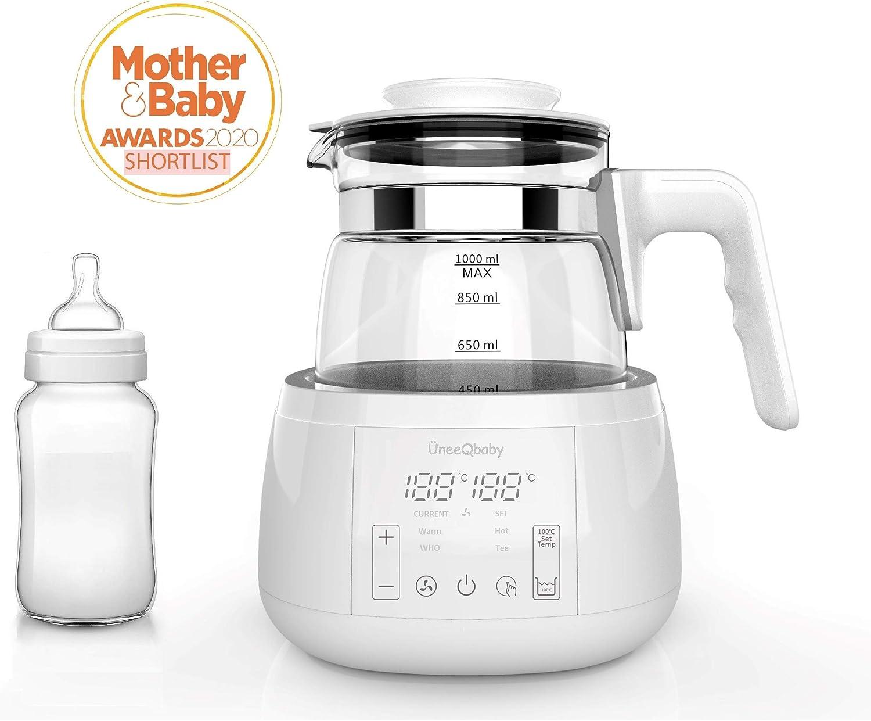 ÜneeQbaby Calentador de biberones y alimentos para bebés con ...