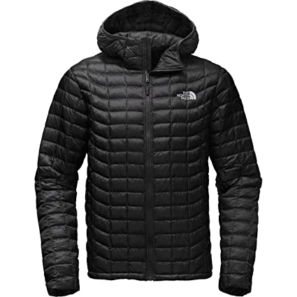 The North Face Men's Thermoball Hoodie - Black S (Past Season)