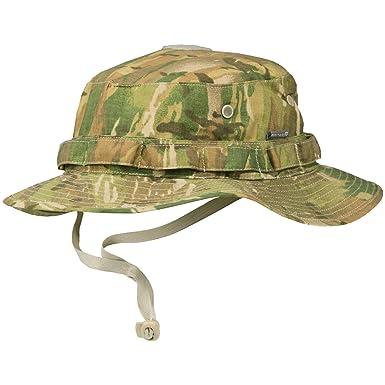54a4315edc1 Pentagon Jungle Hat Grassman Camo  Amazon.co.uk  Clothing