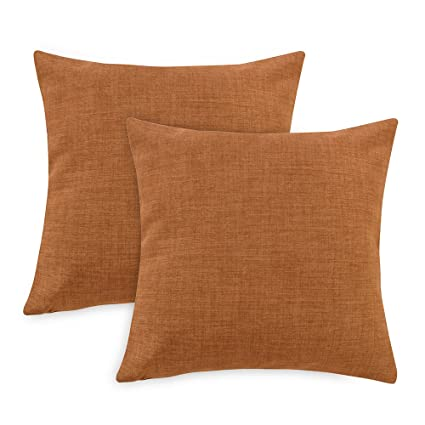 Amazon Loom Mill Decorative Linen Pillow Cases Set Of 40 Beauteous Loom And Mill Decorative Pillows