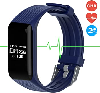 MGcool Fitness Tracker Smart Band Heart Rate Monitor