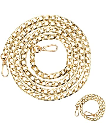 150edc0a9274 Purse Chain Strap - Replacement Strap or Handle for Crossbody Bags