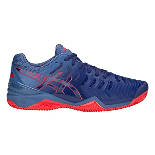 ASICS Gel Resolution 7 Clay, Chaussures de Tennis Homme