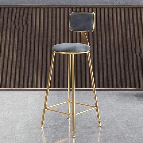Phenomenal Amazon Com 29 Inch High Bar Stool With Backrest Metal Dailytribune Chair Design For Home Dailytribuneorg