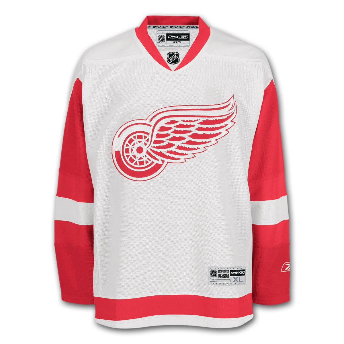 Men's Reebok NHL Premier Jersey - Detroit Red Wings - Away