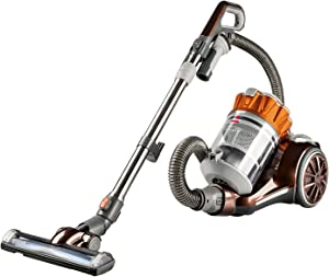 Bissell Hard Floor Expert Multi-Cyclonic Bagless Canister Vacuum, 1547 - Corded