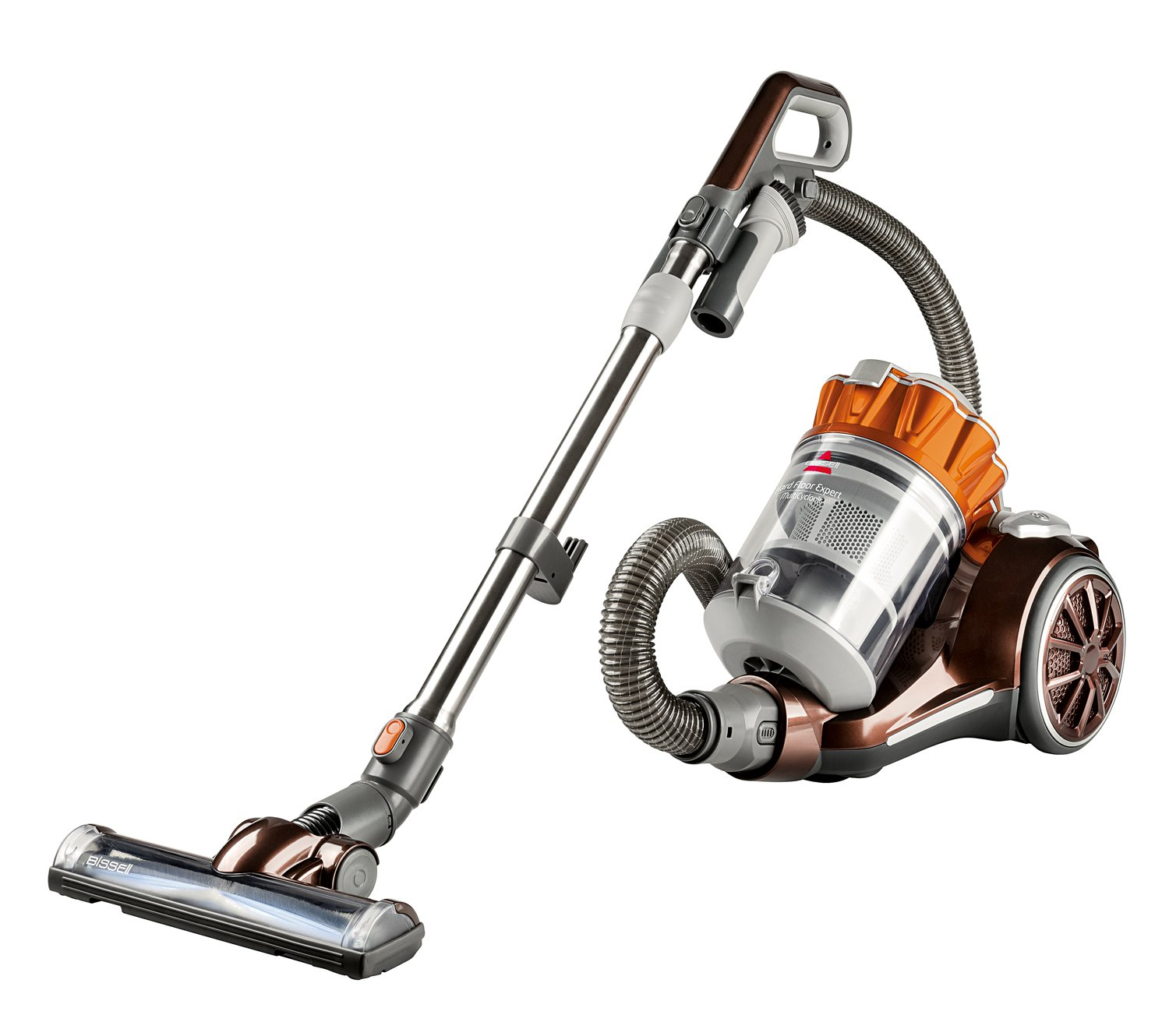 Bissell Hard Floor Expert Multi-Cyclonic Bagless Canister Vacuum, 1547 - Corded by Bissell
