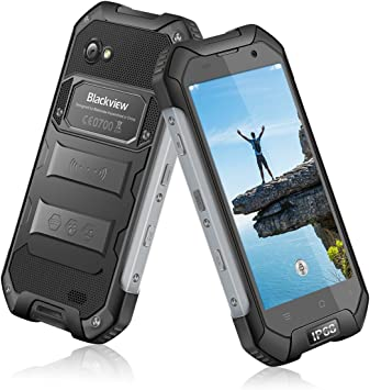 Smartphone Libre - Blackview BV6000 Teléfonos Móviles a Prueba de ...