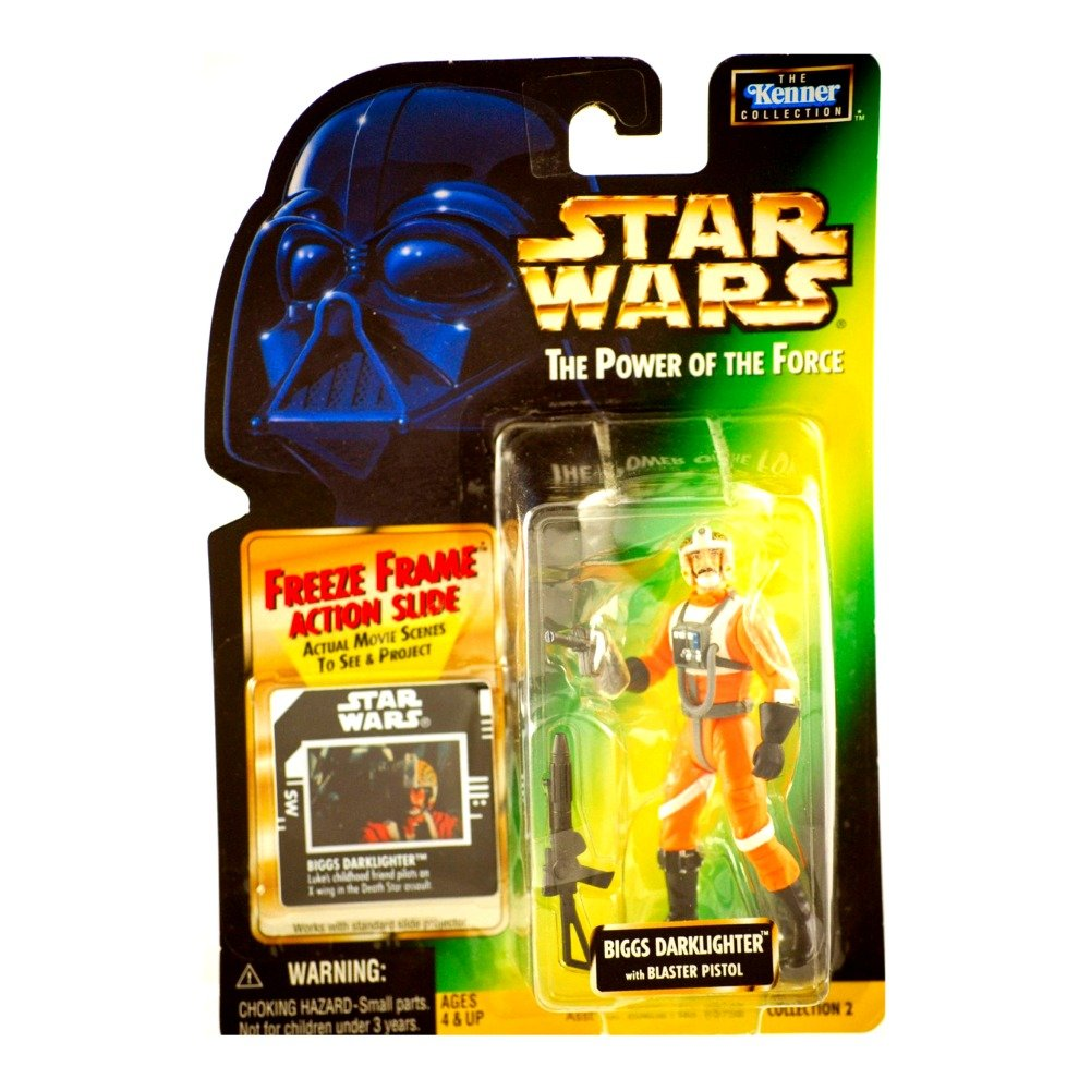 Figura Star Wars The Power Of The Force Biggs Darklighter ...