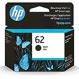 HP 62 Black Original Ink Cartridge (C2P04AN)