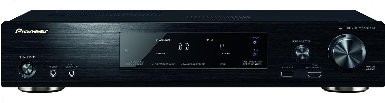 Pioneer VSX-S510-S AV Receiver Download Driver