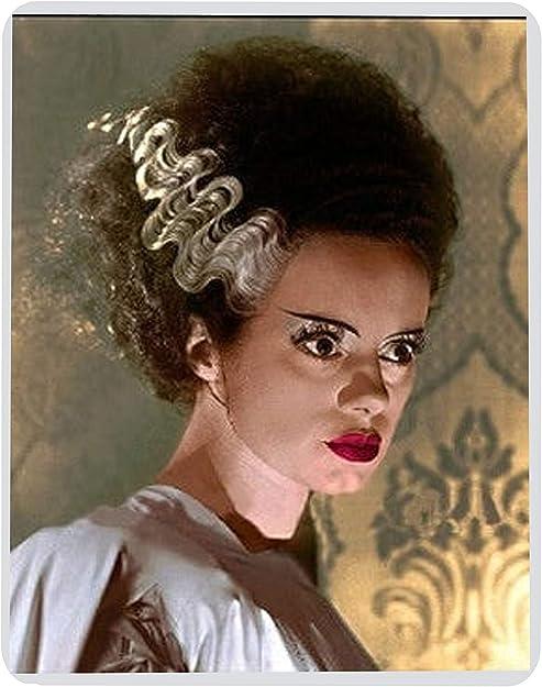 Bride Of Frankenstein Hair Flower
