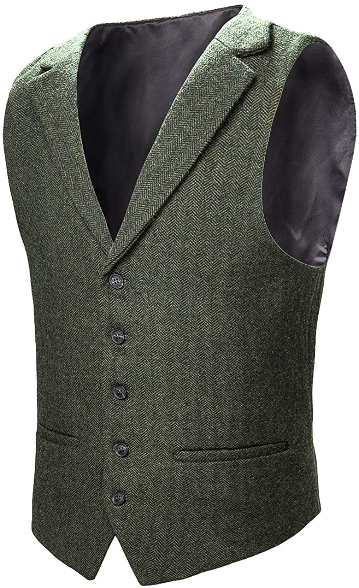 High Collar WaistcoatSleeveless CoatAsymmetrical VestBlack VestWool VestMaxi VestUnique Edging VestWinter VestOutwearOverallF1782