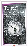 La mort d'Ivan Ilitch: Nouvelles et récits (1851-1885)