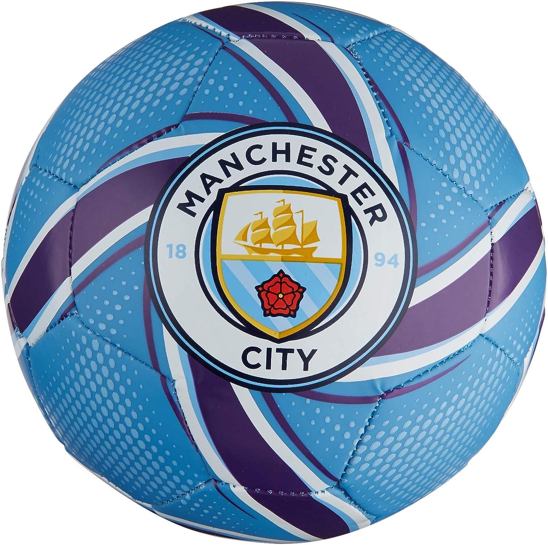 Puma MCFC Future Flare Mini Ball Balón de Fútbol, Adultos Unisex ...