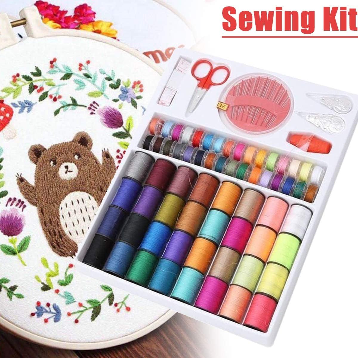 zhuangyulin6 100PCS Kit de Costura para el hogar, Kit de máquina ...