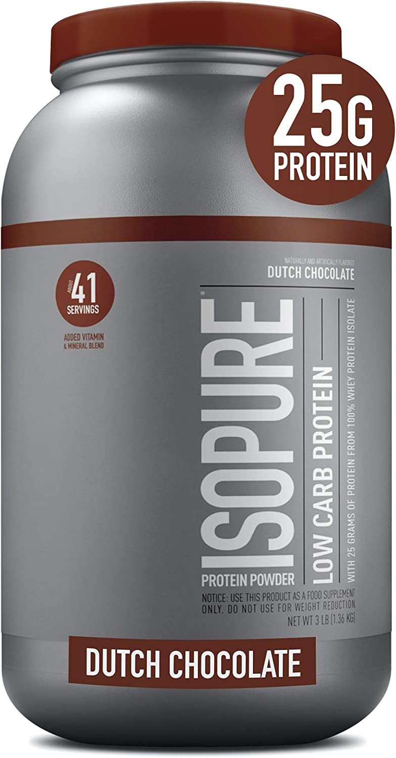 isopure good suppliment for ketogenic diet