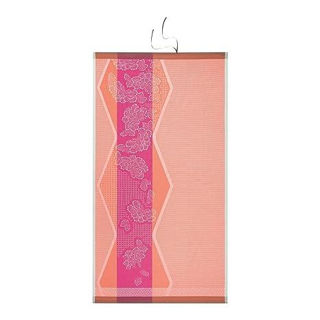 Le Jacquard Francais 22901 toalla de baño Mineral algodón tinta lavée 90 x 150 cm