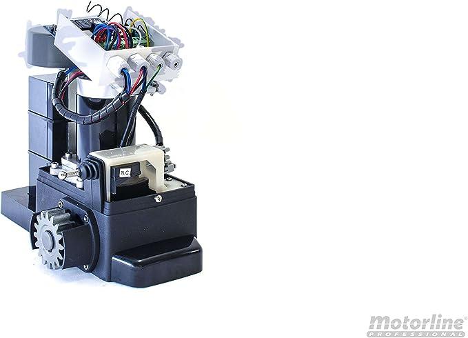 KIT Motor corredera uso intensivo Motorline Bravo524 (24v), para ...
