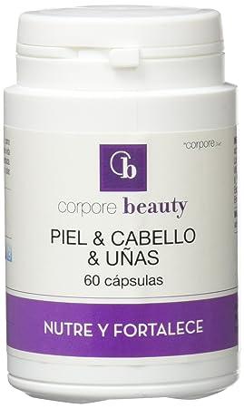 Corpore Beauty Piel & Cabello & Uñas - 60 Cápsulas