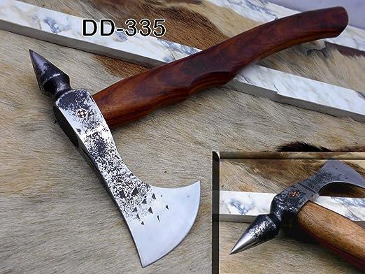 Amazon.com: Tomahawk Axe Bearded Senderismo hacha 15 inches ...