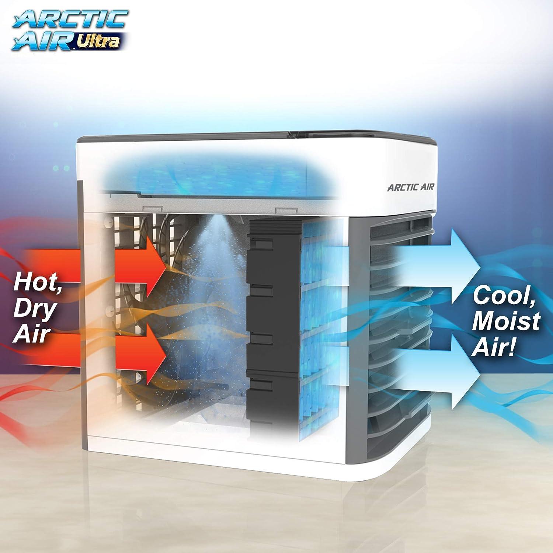 Ontel Arctic Ultra Evaporative Portable Air Conditioner Amazon Ca Home Kitchen