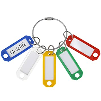 Wire Key Tags - WIRE Center •