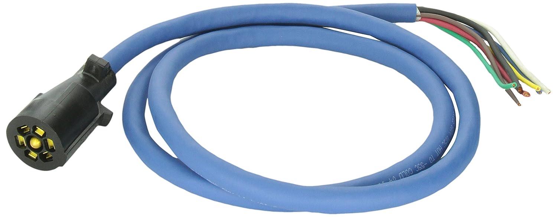 Bargman 54006-009 7-Way Trailer Connector