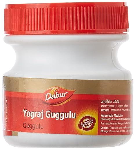 Dabur Yograj Guggulu - 120 Tablets