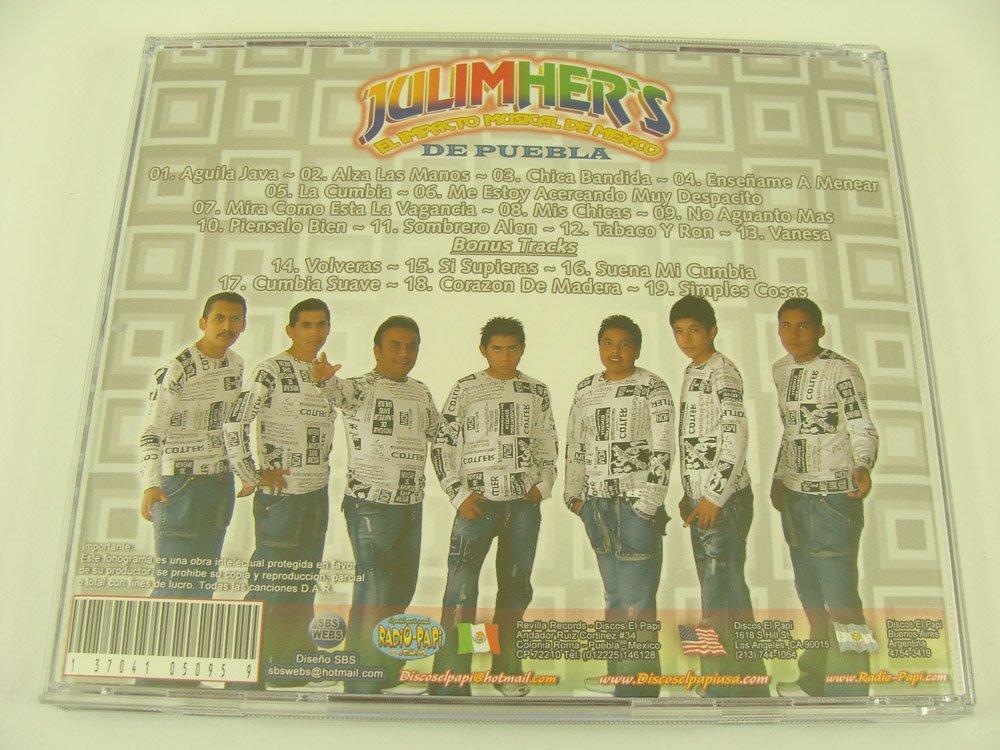 Amazon.com: El Impacto Musical De Mexico (De Puebla): Music