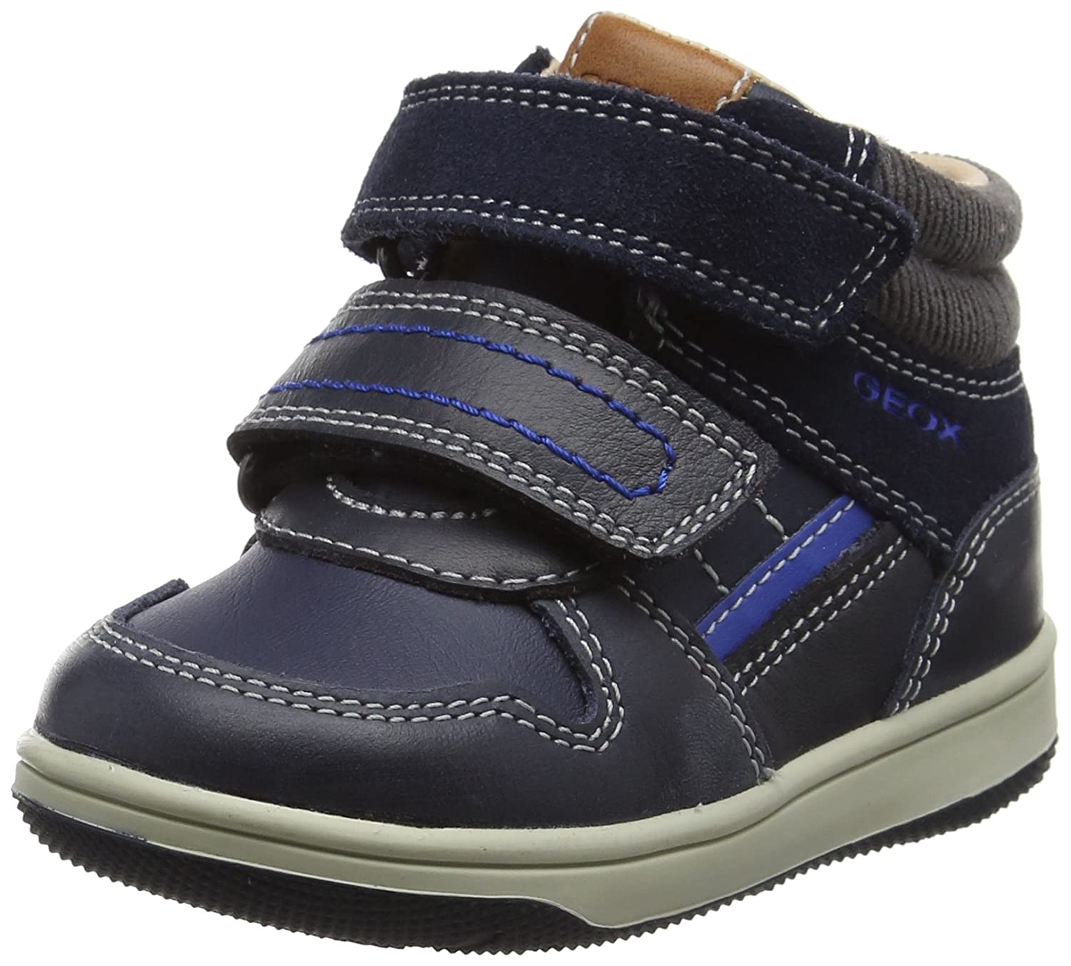 Geox Baby B New Flick Boy a High-Top Sneakers