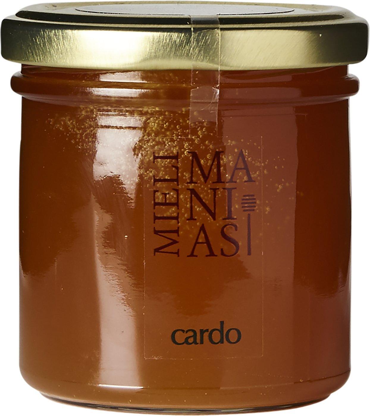 Cardoon Honey Luigi Manias - Sardinia, Italy - 7oz by Liccu Manias