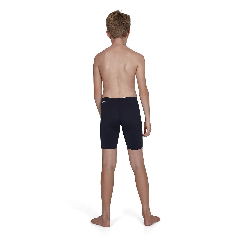 Speedo Boys End Jammer Shorts Navy Blue 26