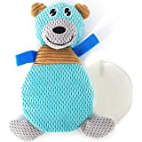 Plush Squeaky Dog Toy, with big squeaker, Soft and Cute for Chewing