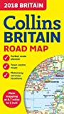 2018 Collins Map of Britain (Collins Maps)