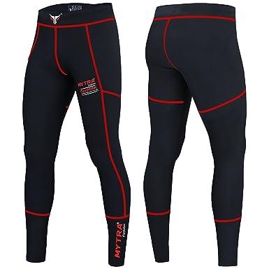 da34c01a61b Amazon.com  Mytra Fusion Compression Trouser Compression Tights Men  Compression Tights Women  Clothing