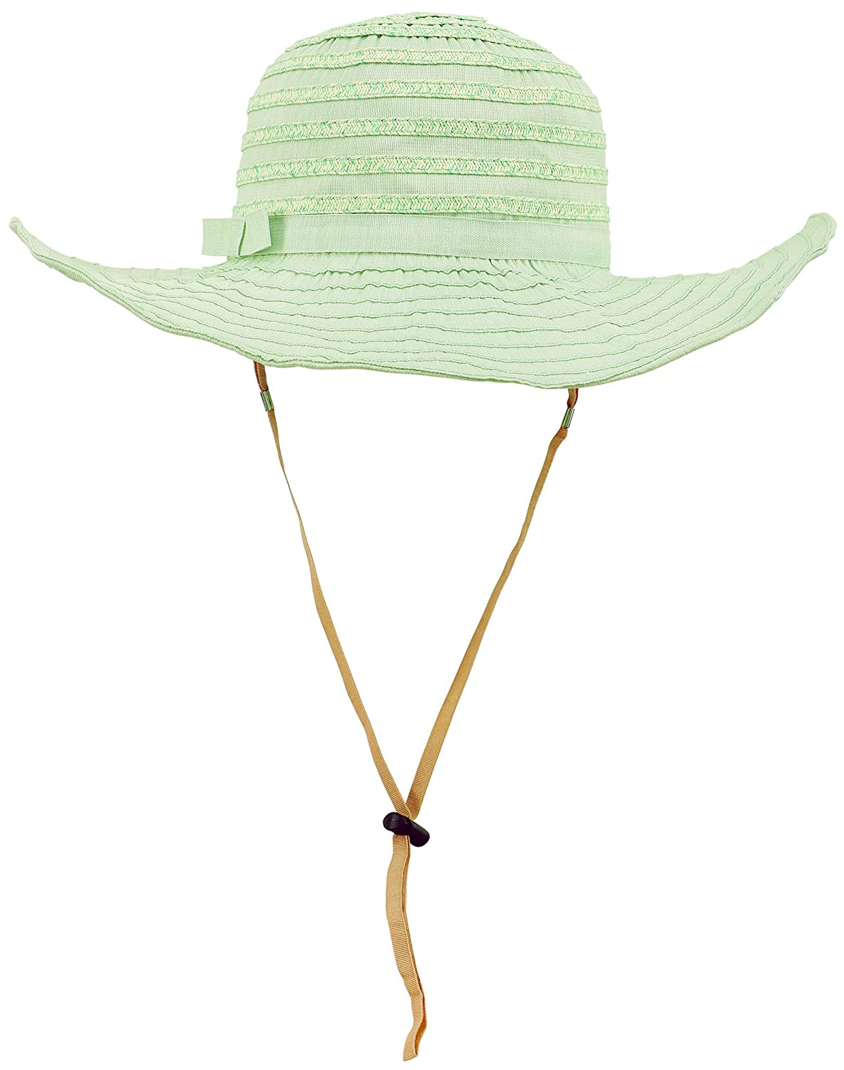 AshopZ Womens Summer Floppy Beach Sun Hat with Removable Strap