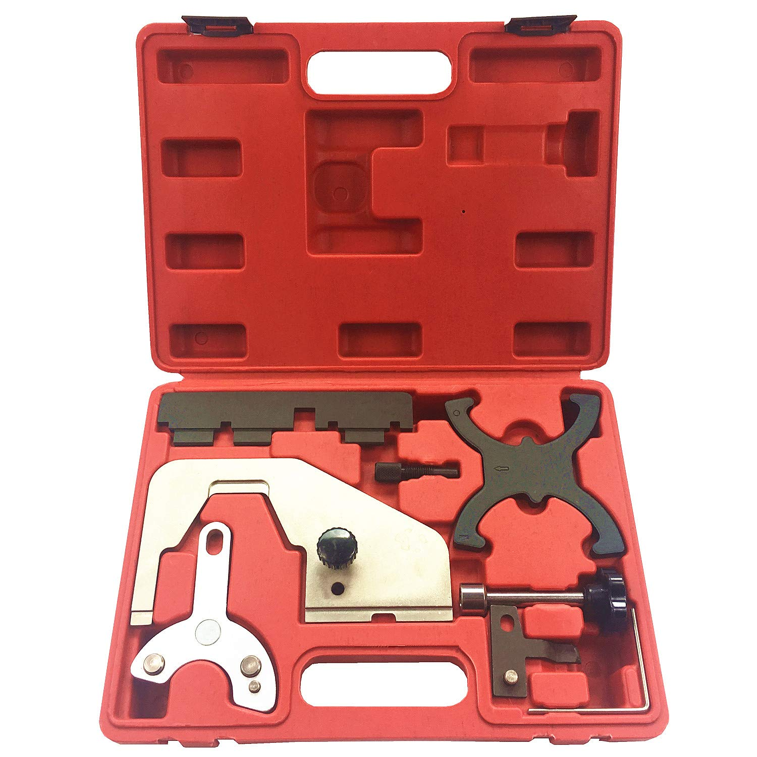 Best Q Engine camshaft Locking Tools for Ford 1.5T 1.6T and Volvo V4 1.6L 2.0L T4 T5 Timing Tool Set