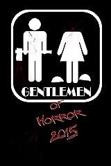 Gentlemen of Horror 2015 Kindle Edition